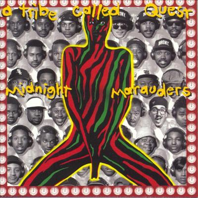 A Tribe Called Quest / Consequence - Wanting You / Weekendz