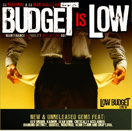 Low Budget Crew - Budget Is Low V1 1