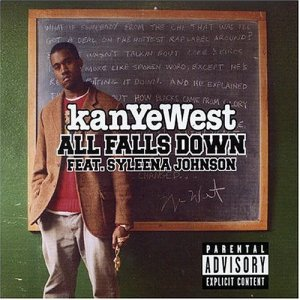 17 Kanye West - All Falls Down