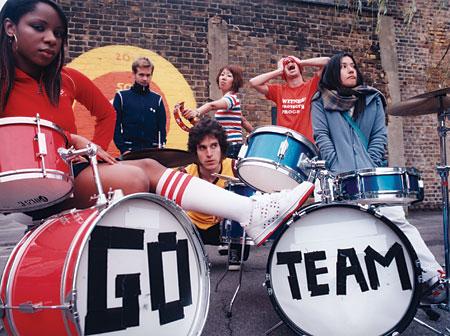 The Go! Team 1